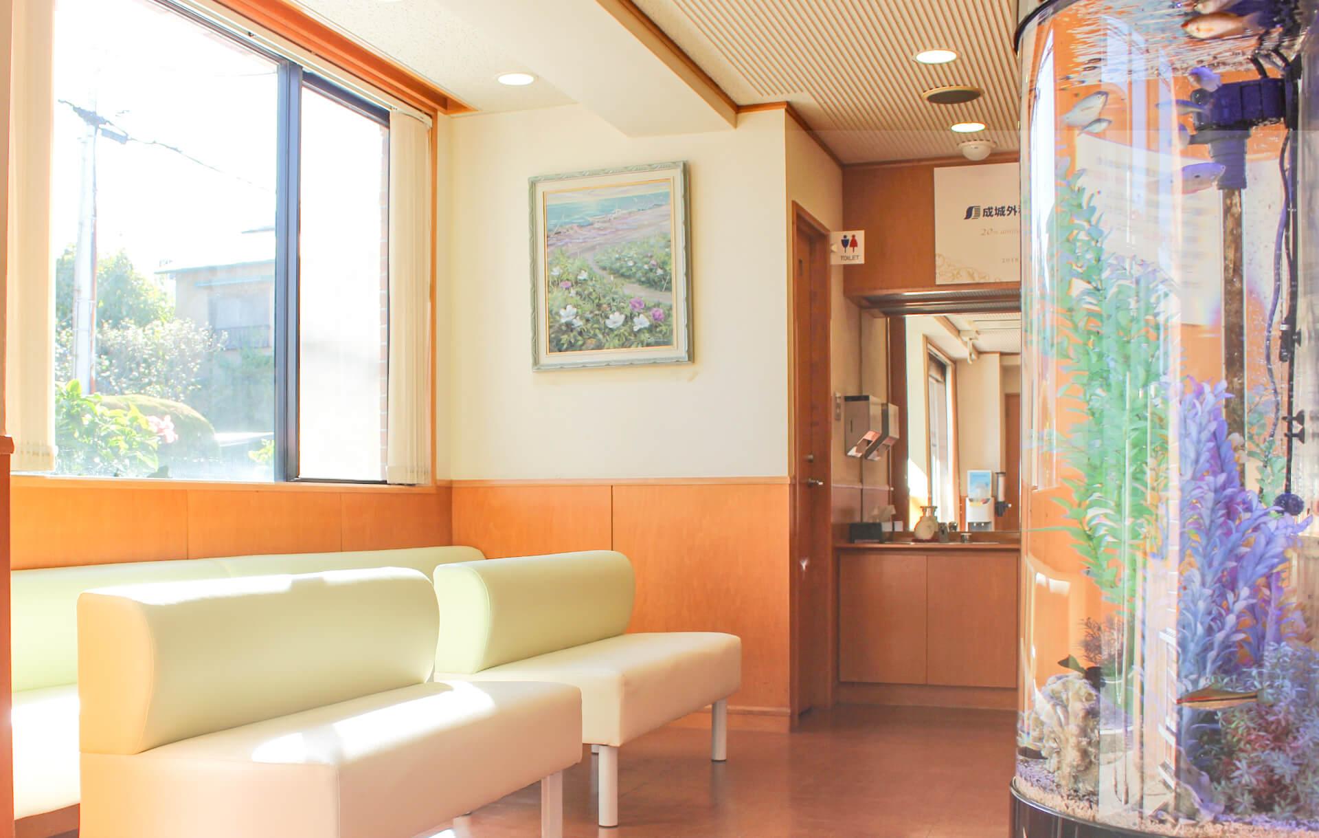 【画像】医院受付
