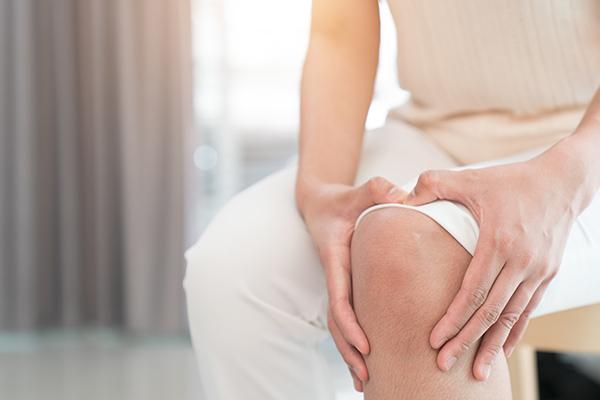 膝の関節疾患の様子